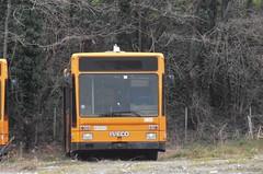 AMT 3805 (Lu_Pi) Tags: amt genova autobus bus iveco iveco490 turbocity turbocityur bolzaneto busradiato autobusradiati busaccantonato