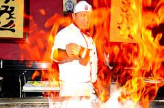 _DSC9141_369 (jaime_ayala) Tags: rivieramaya mexico yucatan d7000 nikon nikond7000 2018 japones teppanyaki fuego fire rojo red