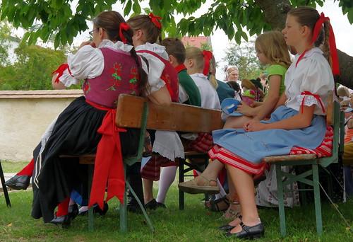 21.7.18 Jindrichuv Hradec 4 Folklore Festival in the Garden 003