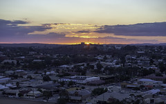 Sunset in the Outback, Broken Hill NSW (Paulie's Time Off Photography) Tags: brokenhillnsw brokenhilltrip2018 sunset outback nsw newsouthwales australia olympusomdem10 paulleader