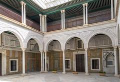 Interior - Dar Hussein (andryn2006) Tags: tunis tunisia medina tn