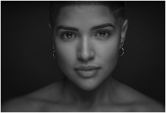 In these uncertain times it is good to know that the future looks bright (Richard Cawood) Tags: batis1885 sony sonya7rii a7rii zeiss zeissbatis zeissbatis85 85mm people studio portraiture carlzeiss richardcawood 2ndlightphotography alienskin exposure monochromatic grain portrait eyes glance stare beauty headshot