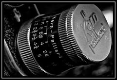 """Focusringing..."" - MACRO MONDAYS - 23.7.18 - ""Photography Gear"" (NikonShutterBug1) Tags: macro closeup nikond7100 macromondays tokina100mm spe smartphotoeditor blackwhite bw 7dwf photographygear bolex 8mmcinecamera sundaylights paillardbolex vintage"