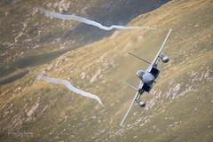 'BULLET' (benstaceyphotography) Tags: nikonuk aviation jet military lowlevel lfa7 machloop 493dfs usaf f15c grimreapers