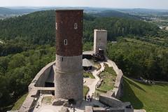 Chęciny Zamek IMG_3088 b (david.neville2776) Tags: castle zamek chęciny świętokrzyskie towers