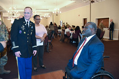 2018 MLK Observance-101 (US Army 1st Recruiting Brigade) Tags: fort meade ft martin luther king jr mlk observance 1st recruiting brigade colonel greg gadson