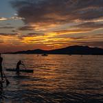 Locarno Beach Sunset thumbnail