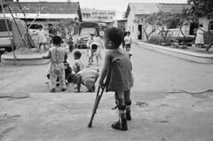 U1723272 (ghostanddark2003) Tags: asia asianhistoricalevent battle historicevent hochiminhcity northamericanhistoricalevent people playing saigon southvietnam southeastasia southeastregion survival unitedstateshistoricalevent vietnam vietnamwar19591975 vietnamesehistoricalevent war youth
