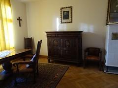 Ein besonderes Zimmer im Kloster (dorisgoebel) Tags: alt old zimmer room