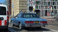 Mercury Grand Marquis 1985 (XBXG) Tags: 59xstd mercury grand marquis 1985 mercurygrandmarquis piet heinkade amsterdam blue bleu v8 nederland holland netherlands paysbas vintage old classic american car auto automobile voiture ancienne américaine us usa vehicle outdoor