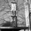untitled (kaumpphoto) Tags: brick rolleiflex 120 tlr building window branch shadow minneapolis street urban city blind shade
