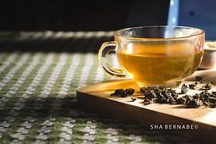 Green tea (shabernabe) Tags: tea greentea drink teaphotography
