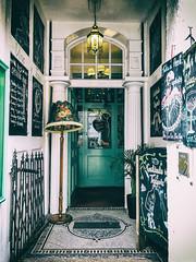 Dolly's Tea Room and Wine Bar (John Willoughby) Tags: falmouth england unitedkingdom gb cafe