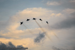 National Day Parade Rehearsals (CR2) - 5x F15 formation flypast Jun '18 (knowenoughhappy) Tags: national day parade rehearsal rehearsals ndp singapore june jun 2018 outdoor performances float marina bay rsaf f15 flypast