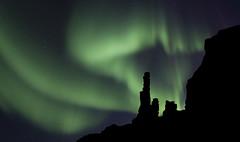 Northern lights. (richard.mcmanus.) Tags: northernlights auroraborealis aurora night northernireland composite landscape mcmanus