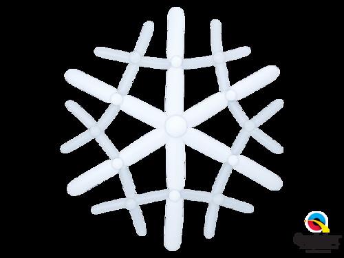 646Q Sparkling Snowflake