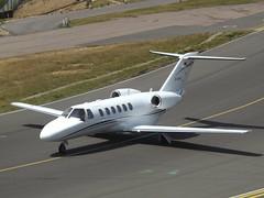 D-IGWT Cessna Citation CJ2+Sylt Air GmbH (Aircaft @ Gloucestershire Airport By James) Tags: luton airport digwt cessna citation cj2 sylt air gmbh bizjet eggw james lloyds