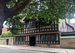 Ford's Hospital, Coventry (AnthonyR2010) Tags: fordshospital coventry warwickshire armshouse williamford architecture gradeilistedbuilding ebb nexus5x
