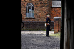 'A Viewpoint in Time' (andrew_@oxford) Tags: black country museum timeline events reenactment reenactors environmental portrait