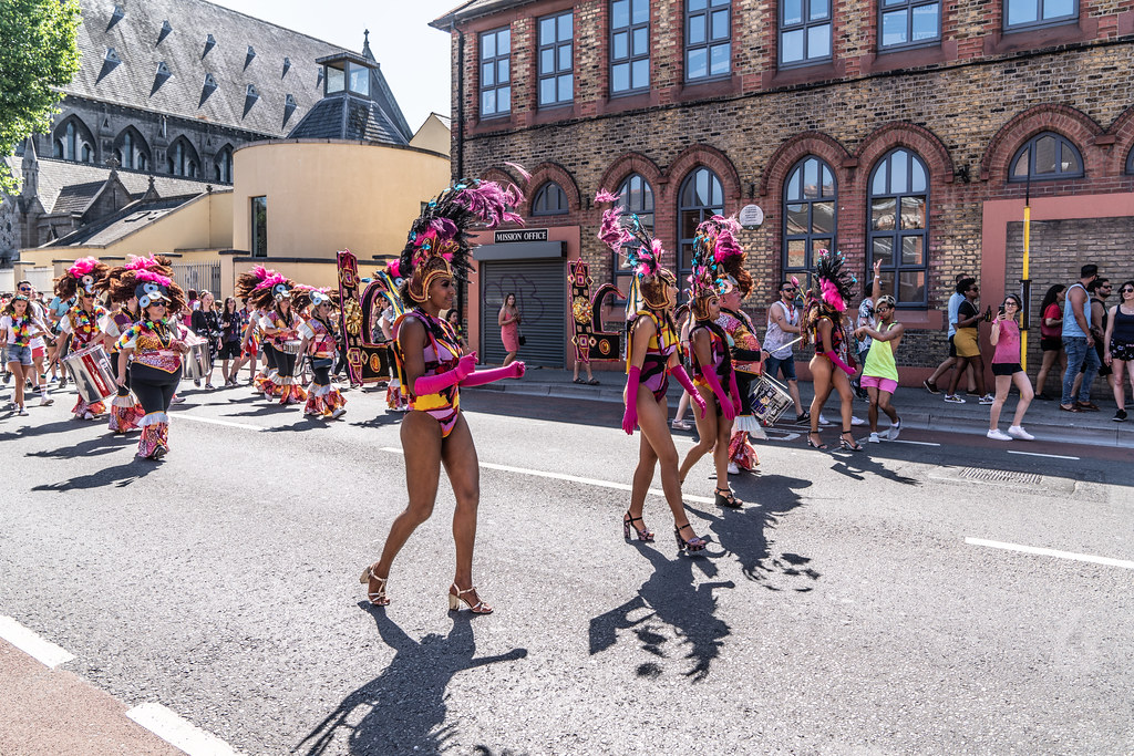 ABOUT SIXTY THOUSAND TOOK PART IN THE DUBLIN LGBTI+ PARADE TODAY[ SATURDAY 30 JUNE 2018] X-100199