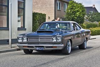 Plymouth Belvedere Coupé 1969 (1186)
