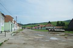 imgp9949 (Mr. Pi) Tags: houses village romania ontheroad badroad cata cața