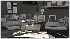 .Shabby Livingroom (Abi Latzo) Tags: zencreations aptb gacha homeandgarden home inside indoor interiordesign furniture decor mesh secondlife sl shopping sofa livingroom
