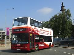East Yorkshire 888 T510SSG Wilberforce Drive, Hull on Hull Explorer (3) (1280x961) (dearingbuspix) Tags: eyms eastyorkshire 888 t510ssg hullexplorer goahead gonortheast