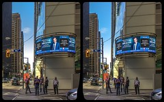 Uncomfortable businessmen 3-D / CrossEye / Stereoscopy / HDRaw (Stereotron) Tags: streetphotography urban citylife businessmen toronto to tdot hogtown thequeencity thebigsmoke torontonian downtown financialdistrict north america canada province ontario cross eye view xview crosseye pair free sidebyside sbs kreuzblick bildpaar 3d photo image stereo spatial stereophoto stereophotography stereoscopic stereoscopy stereotron threedimensional stereoview stereophotomaker photography picture raumbild twin canon eos 550d remote control synchron kitlens 1855mm 100v10f tonemapping hdr hdri raw