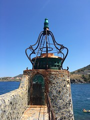 Lighthouse in Collioure