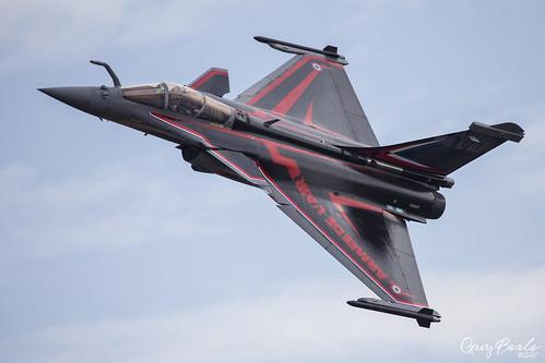 Dassault Rafale C '4-GI' AN ETR 03.004 Aquitaine, St Dizier FAF