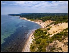 Coastline (lyncaudle) Tags: ariel drone island landscape lyncaudle marthasvineyard nature people travel