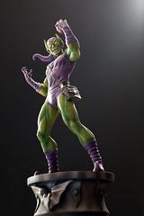 Green Goblin   Statue   Bowen Designs (leadin2) Tags: statue marvel bowendesigns bowen designs comics canon 2018 green goblin spiderman norman harry osborn villain sinister6 sinister 6