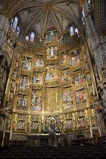 Catedral de Toledo (Castilla-La Mancha, España, 11-6-2018)