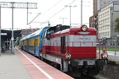 Polregio, SU42-534 (Chris GBNL) Tags: polregio pr przewozyregionalne train pociag su42534 su42 gdyniagłówna