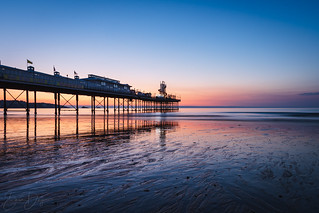 5am reflections in Devon