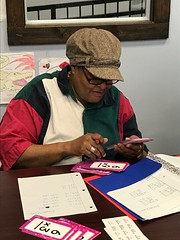 GED class (Advance Memphis) Tags: multiplication cards ged class