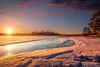 Keväinen Tarvo (Joni Salama) Tags: meri vesi luonto exposureblending efekti auringonlasku valo espoo suomi tarvo helsingfors uusimaa finland fi