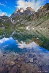 Lago Fiorenza... (Silvio Sola) Tags: lago lake landscape paesaggio silviosola vallepo cuneo piemonte piedmont italy