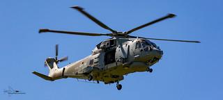 Royal Navy Agusta Westland Merlin HM2