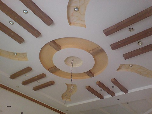 Simple Pop Design For Roof Without False Ceiling