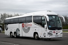 City Circle 154 - YN18SXV (Northern Southerner) Tags: stonehenge scania irizar i6s