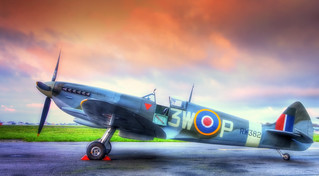 The Spitfire...