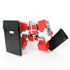 ra-08_mech_red (3D-Foundry) Tags: lego mech mecha cube geometric exosuit technic danish army moc robot square