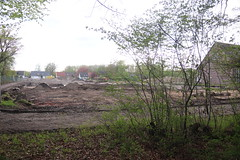 Erdarbeiten Fliegerhorst Oldenburg (perspective-OL) Tags: stadtteil fliegerhorst oldenburg airbase stadtentwicklung wohngebiet erdarbeiten