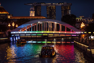 Singapore - paint pot