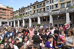 Txupinazo txikia 2018