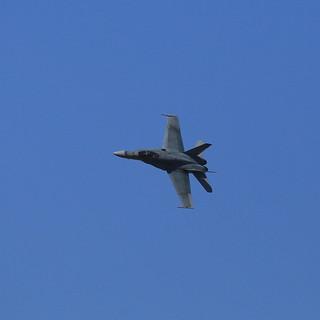 F/A-18A/B ~ Flypast