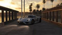 Porsche 918 Spyder (ivan_92) Tags: game screenshots vidoegame car hypercar racing road porsche 918 spyder pc 4k thecrew2