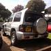 neglected 1998 JDM Mitsubishi Pajero Evolution 3.5Litre V6 Twin Turbo